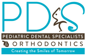 Mobile Logo for Pediatric Dental Specialists & Orthodontics in Spring, TX